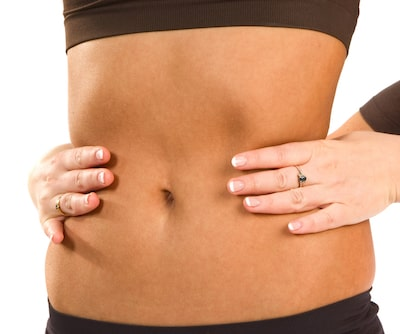 Recovery after liposuction
